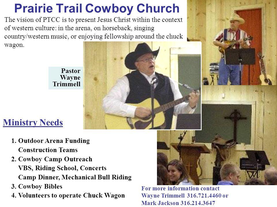 Prairie Trail Cowboy Church