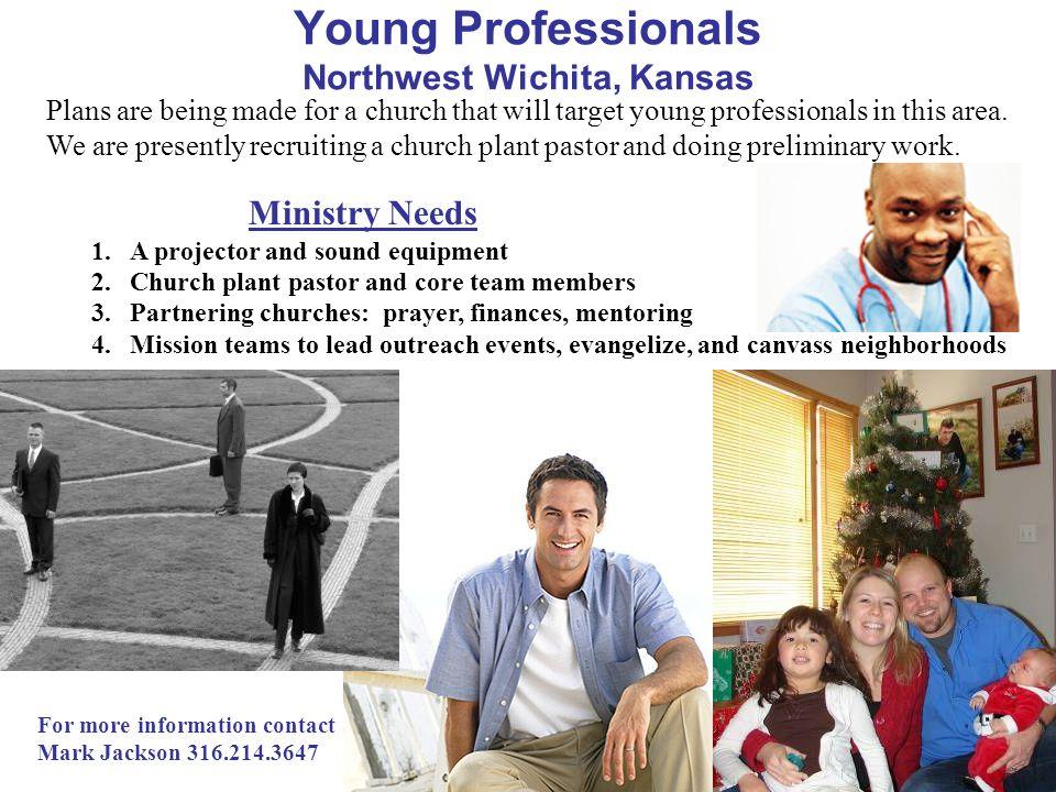 Young Professionals Northwest Wichita, Kansas