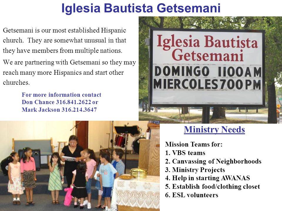 Iglesia Bautista Getsemani