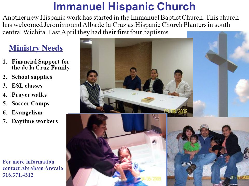 Immanuel Hispanic Church