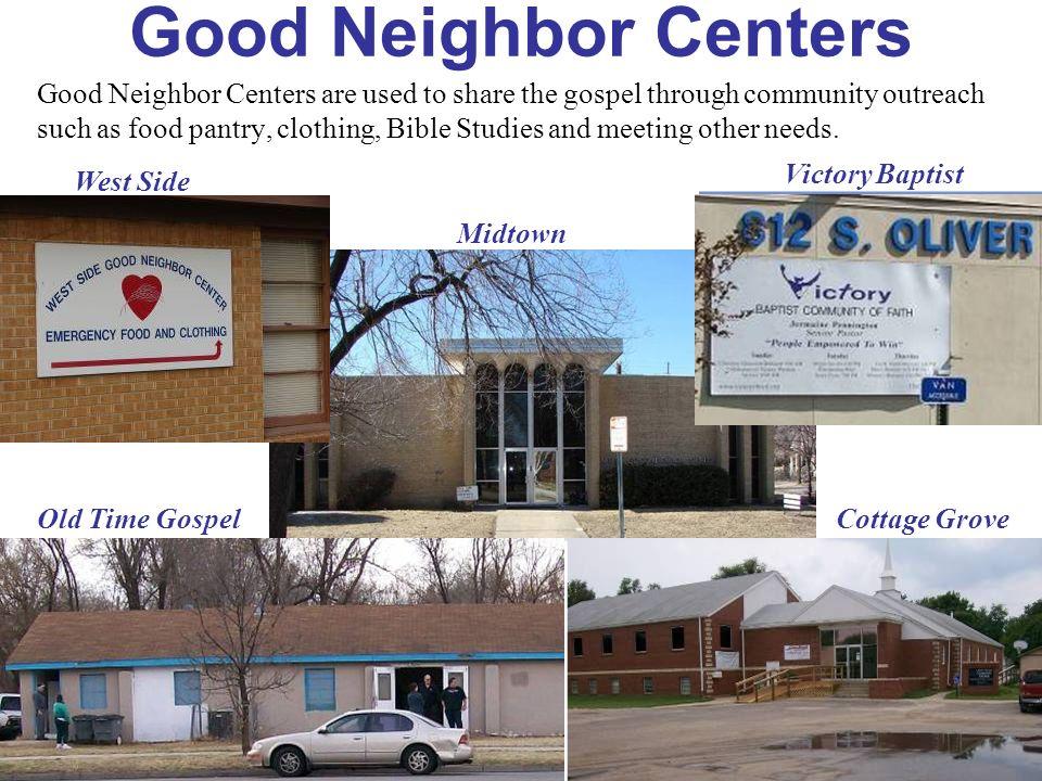 Good Neighbor Centers