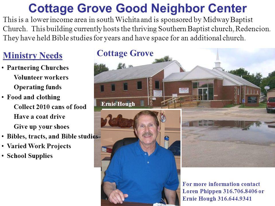Cottage Grove Good Neighbor Center