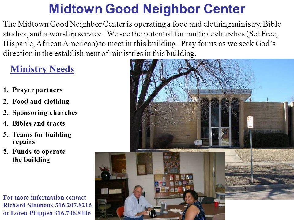 Midtown Good Neighbor Center