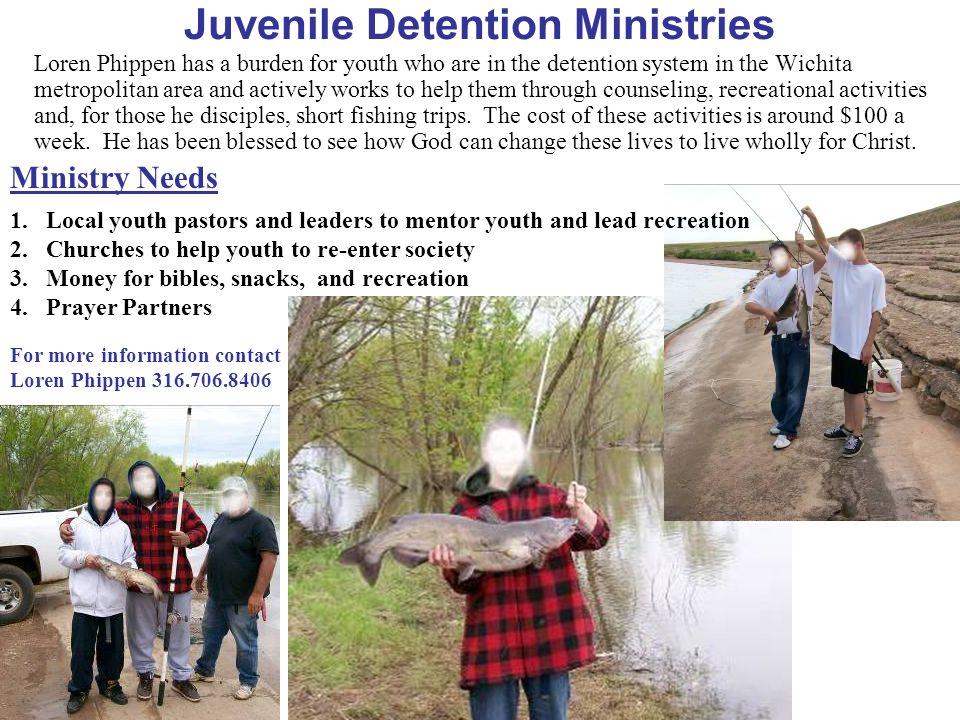 Juvenile Detention Ministries