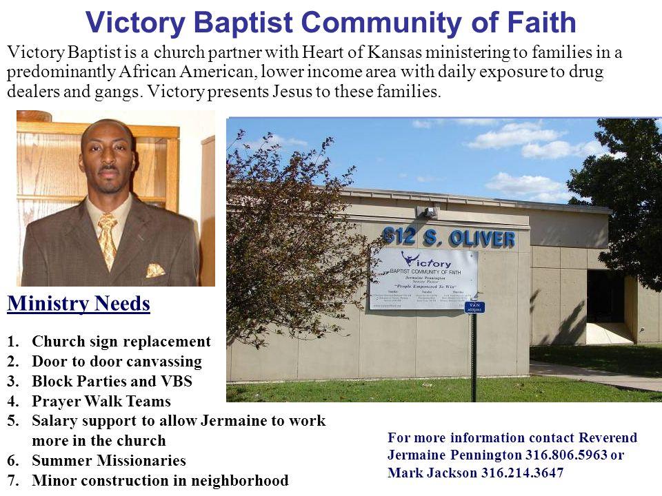 Victory Baptist Community of Faith