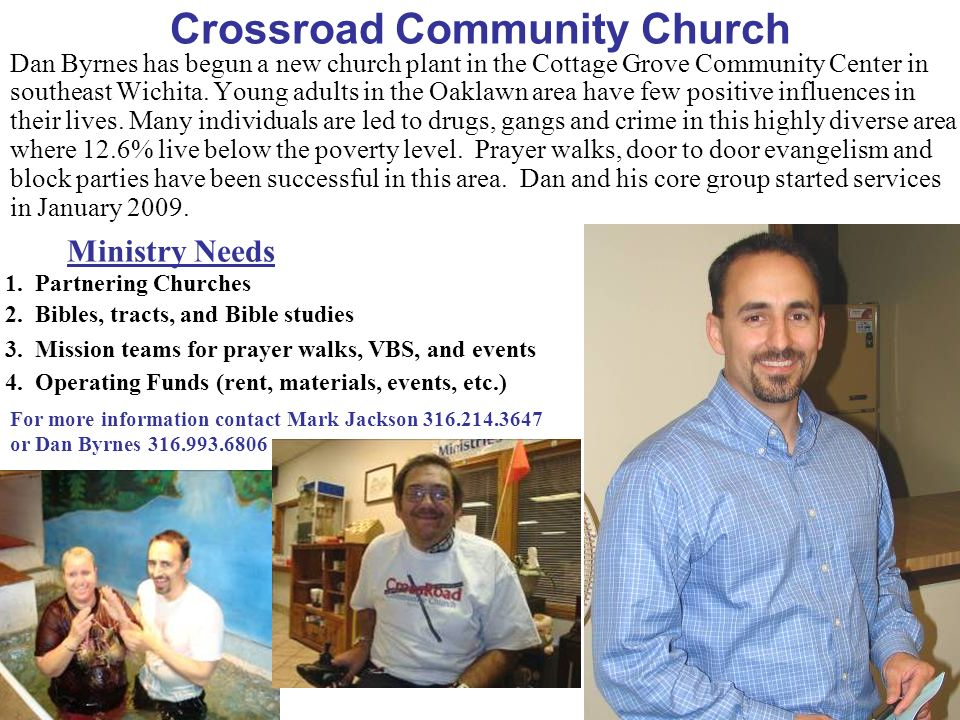 Crossroad Community Church