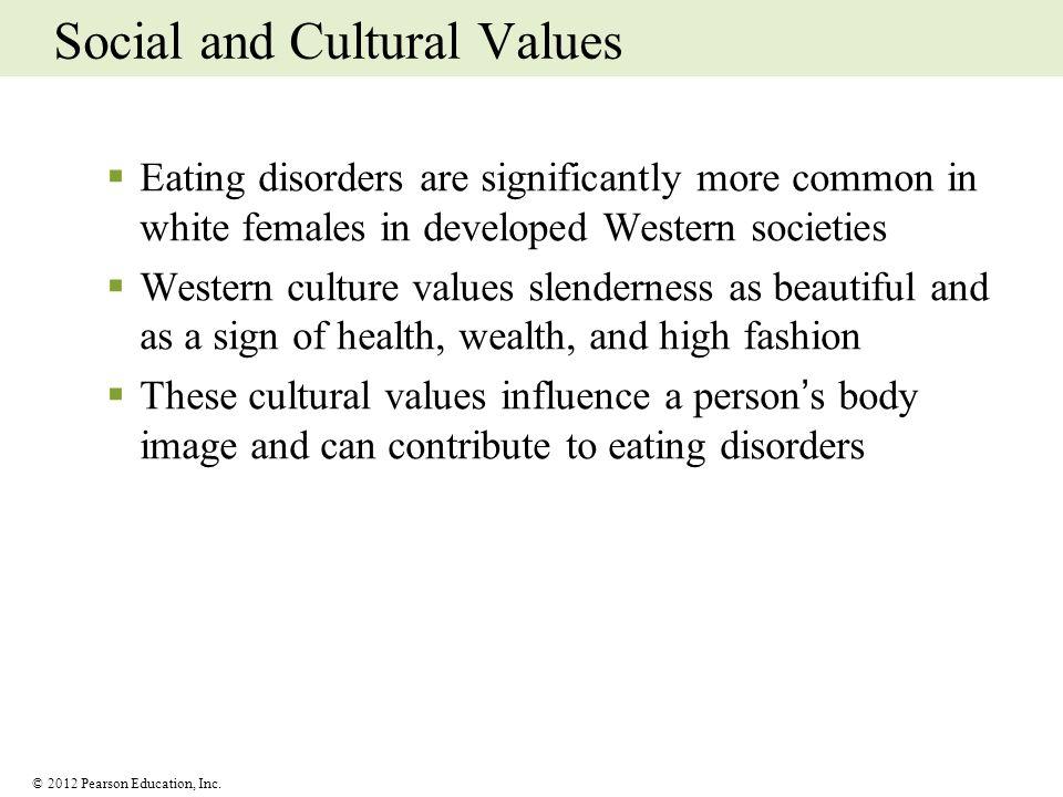 Social and Cultural Values