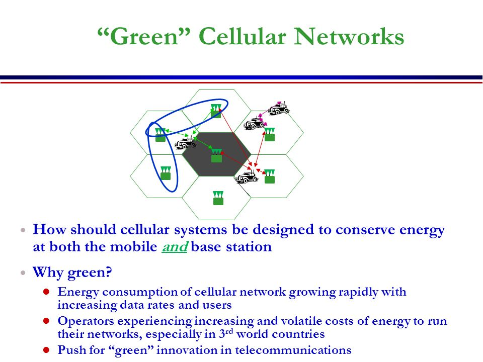 Green Cellular Networks