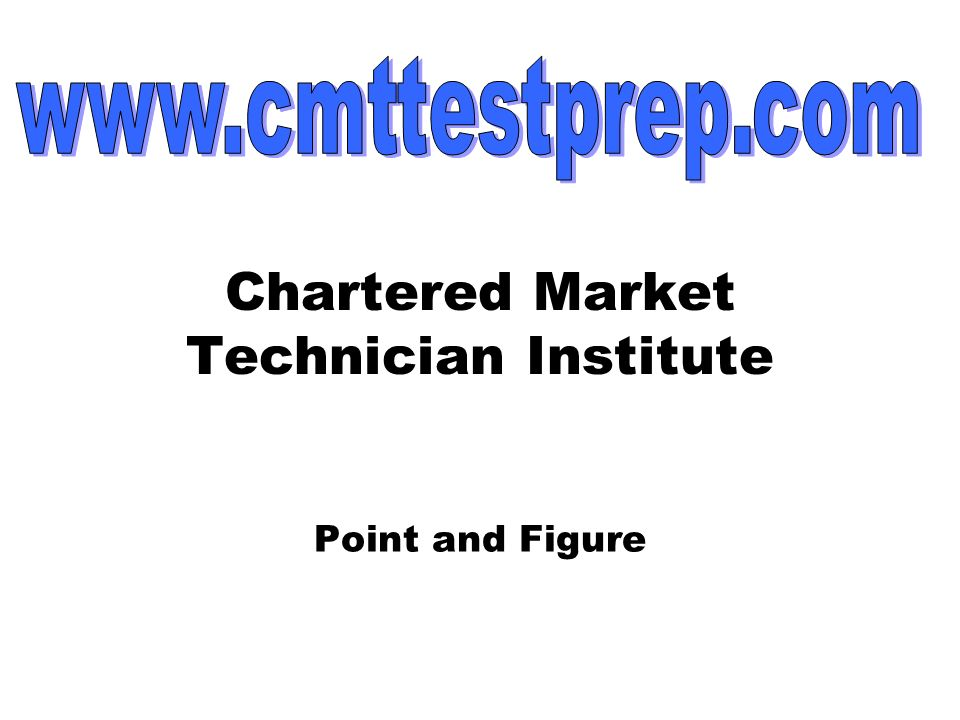 Chartered Market Technician Institute