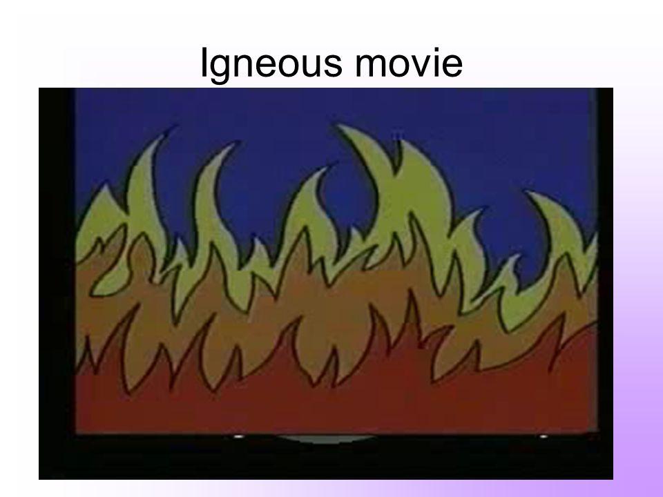 Igneous movie