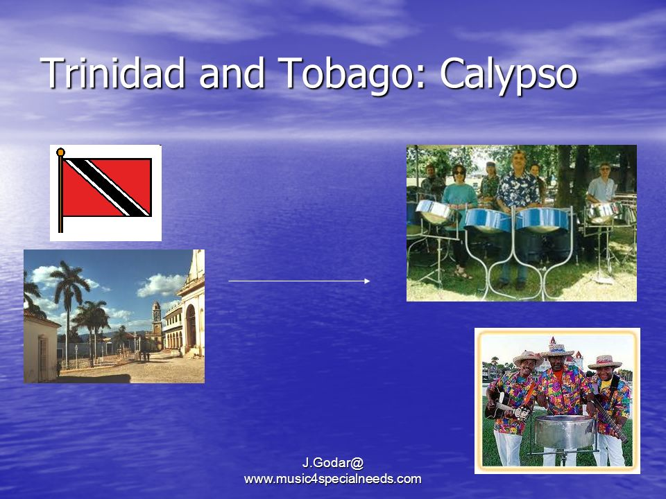 Trinidad and Tobago: Calypso