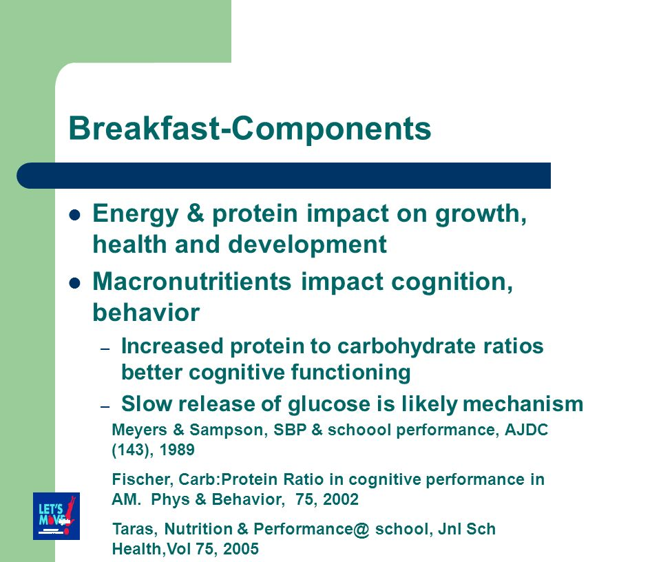 Breakfast-Components