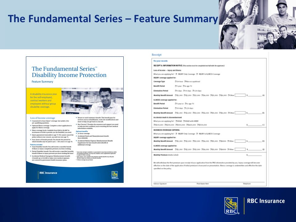The Fundamental Series – Feature Summary