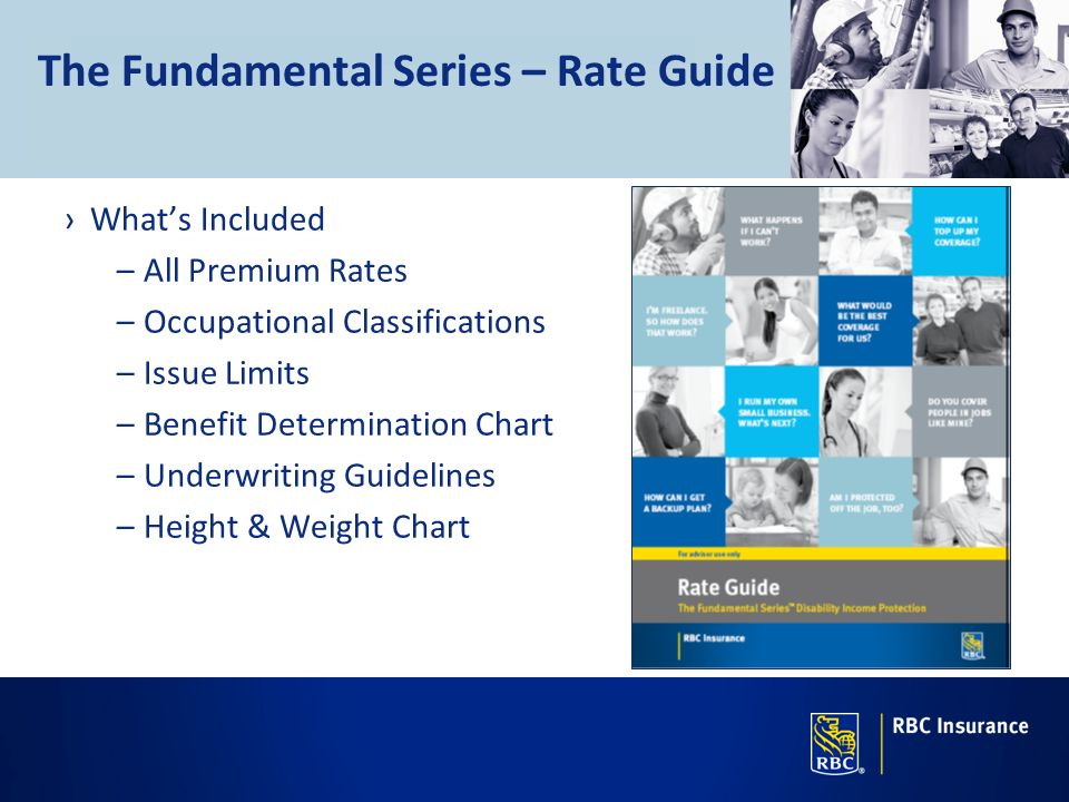 The Fundamental Series – Rate Guide