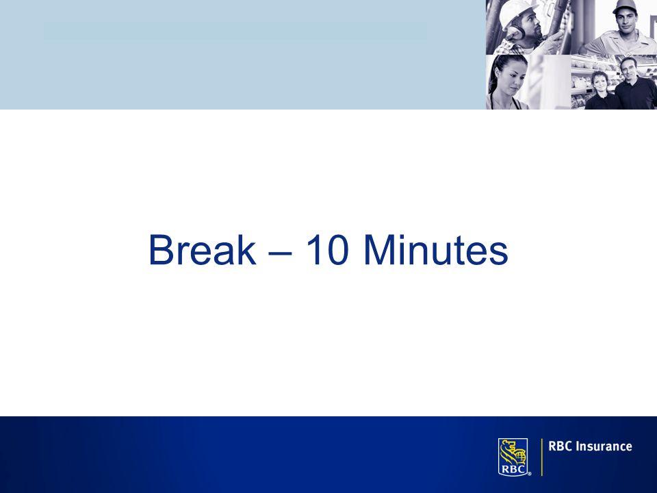 Break – 10 Minutes