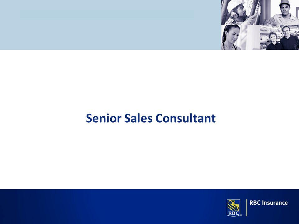 Senior Sales Consultant