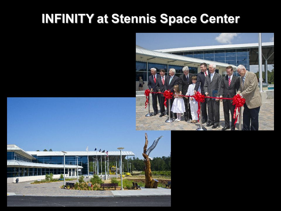 INFINITY at Stennis Space Center
