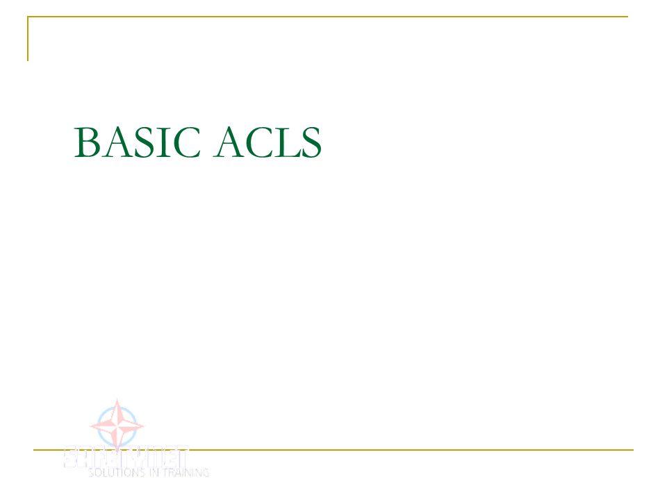 BASIC ACLS