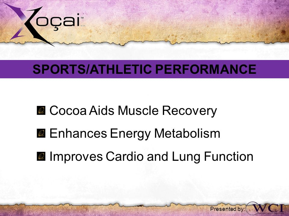 SPORTS/ATHLETIC PERFORMANCE