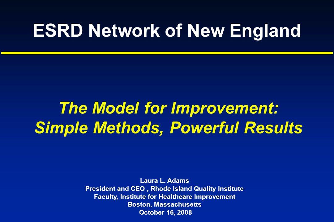 ESRD Network of New England
