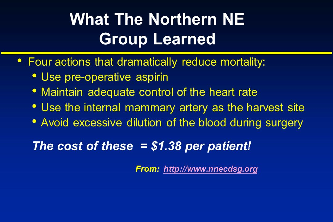 What The Northern NE Group Learned