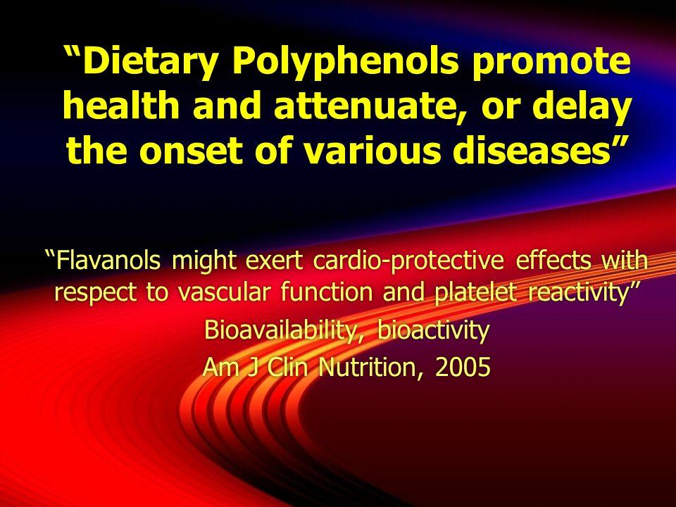 Bioavailability, bioactivity