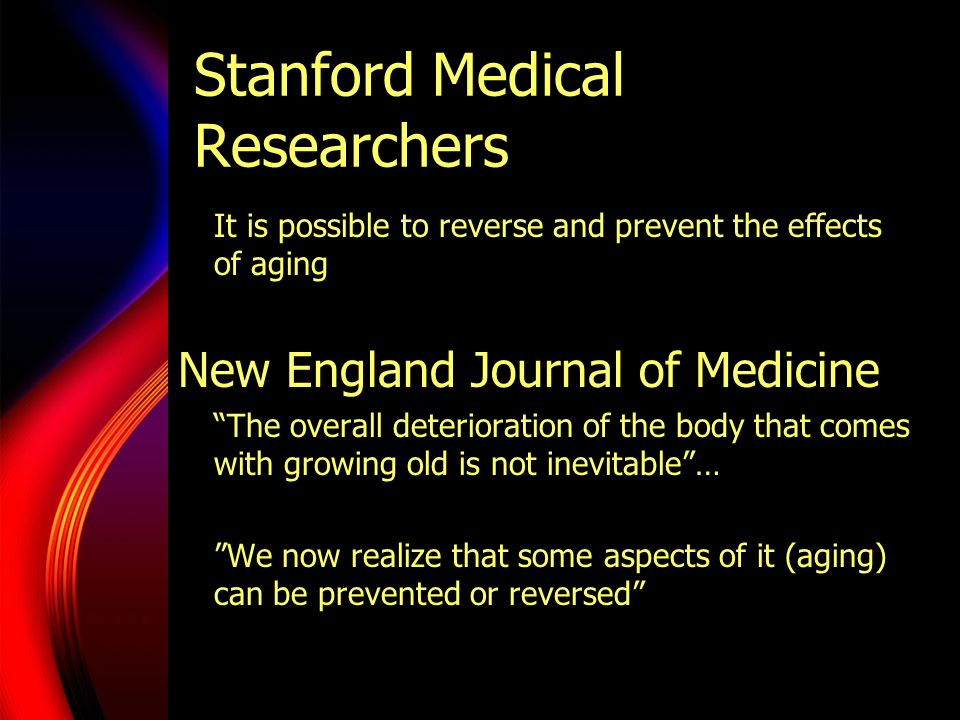 Stanford Medical Researchers