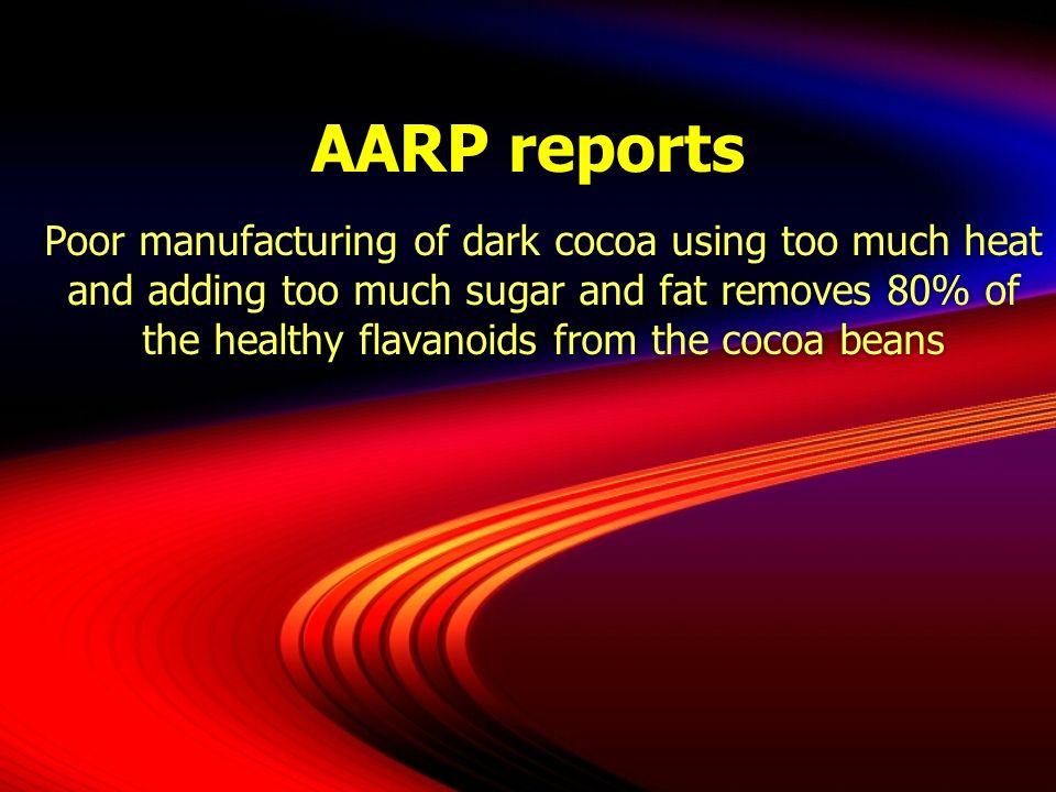 AARP reports