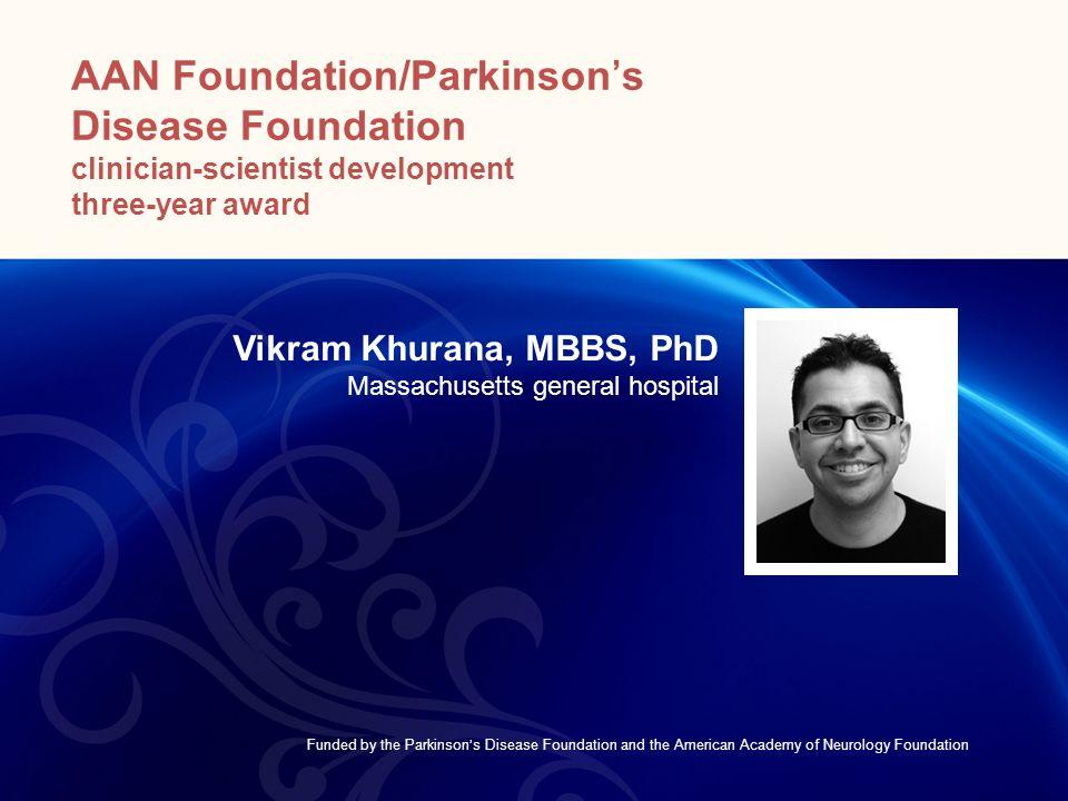 Disease Foundation clinician-scientist development