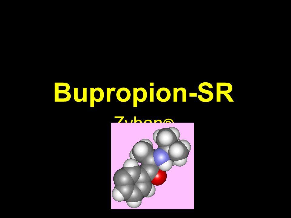 Bupropion-SR Zyban®