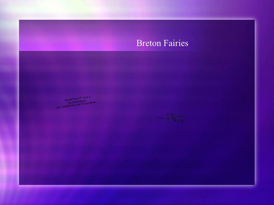 Breton Fairies
