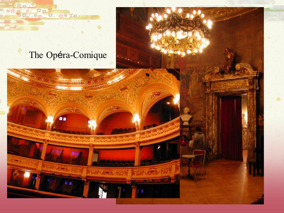 The Opéra-Comique