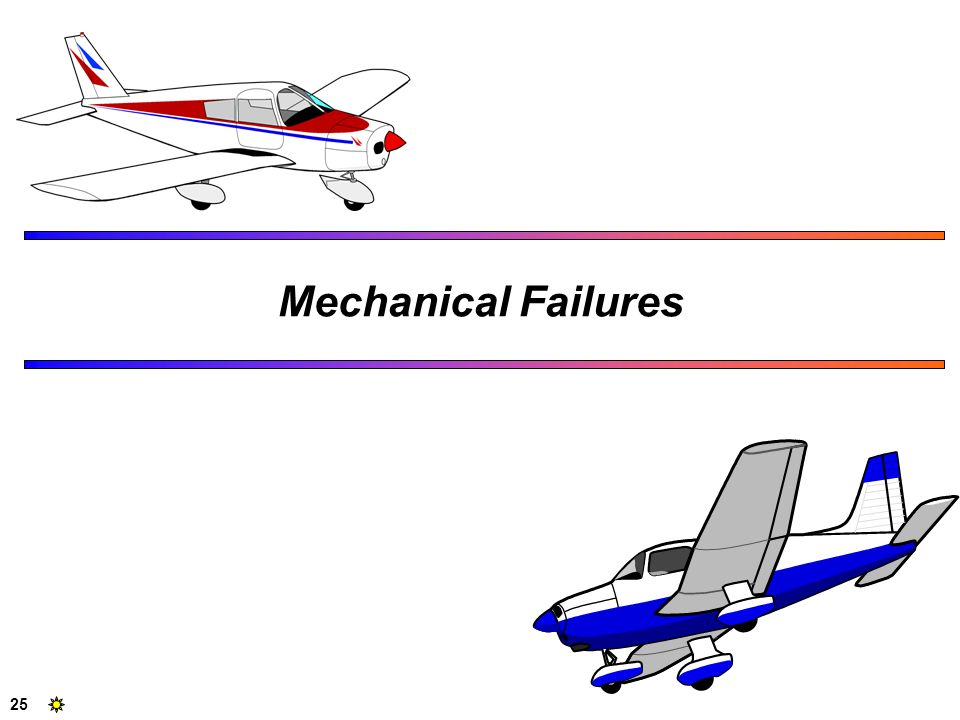 Mechanical Failures