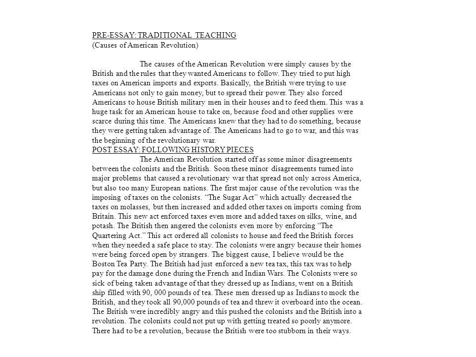 Essay about traditional food College paper Example