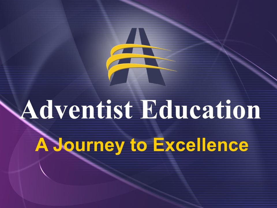 A Journey to Excellence