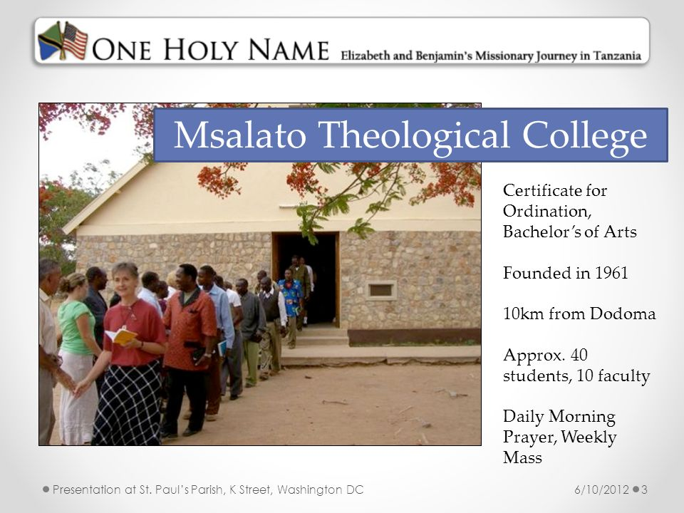 Msalato Theological College