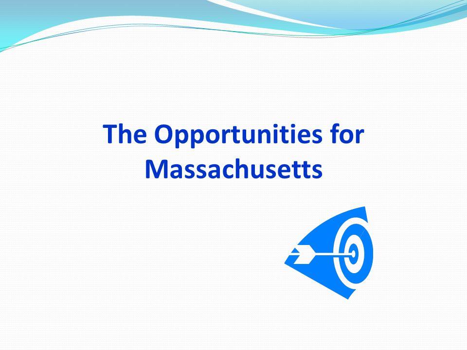 The Opportunities for Massachusetts