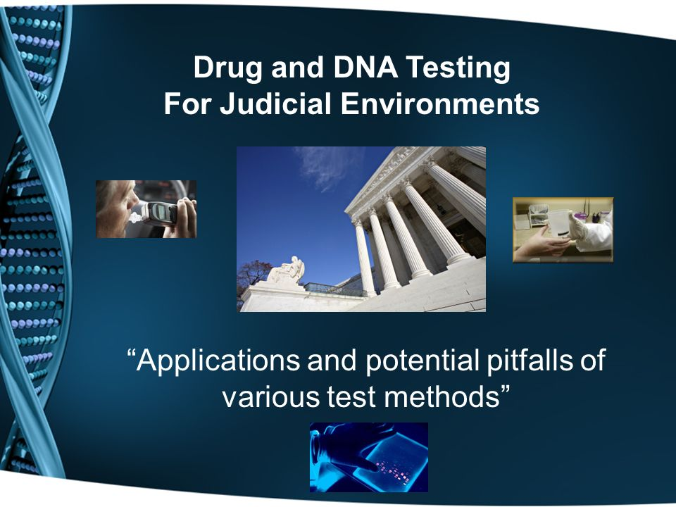 Applications and potential pitfalls of various test methods