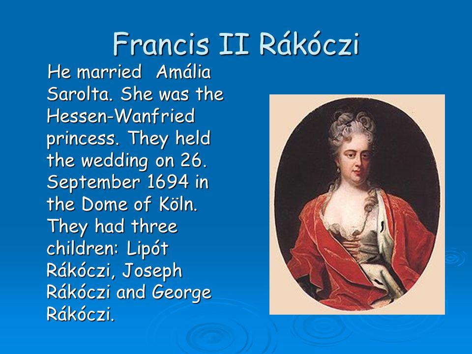 Francis II Rákóczi