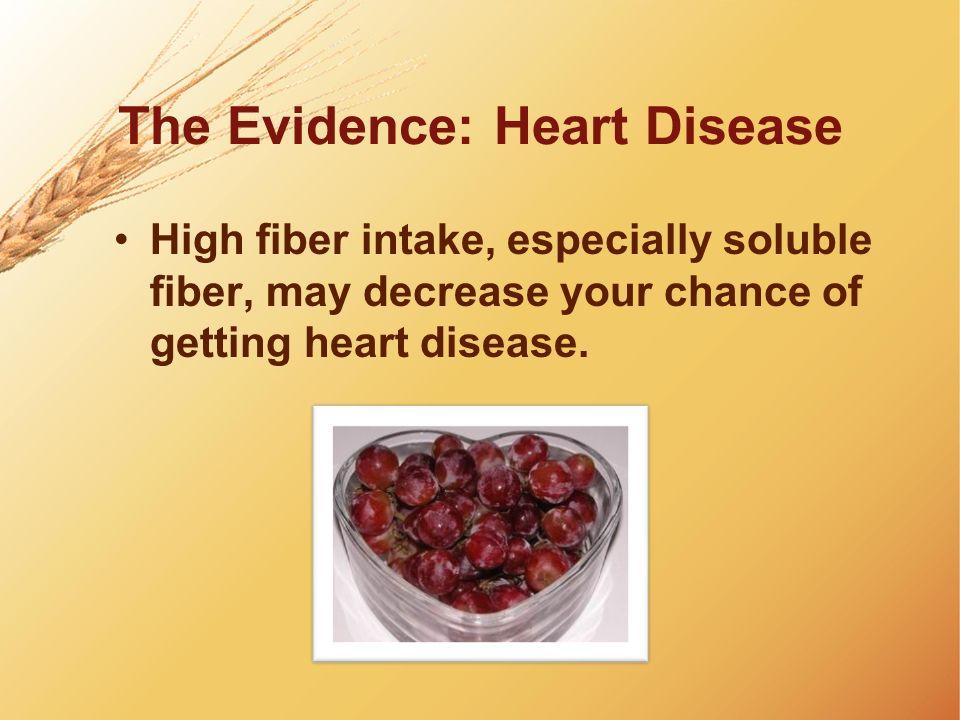 The Evidence: Heart Disease