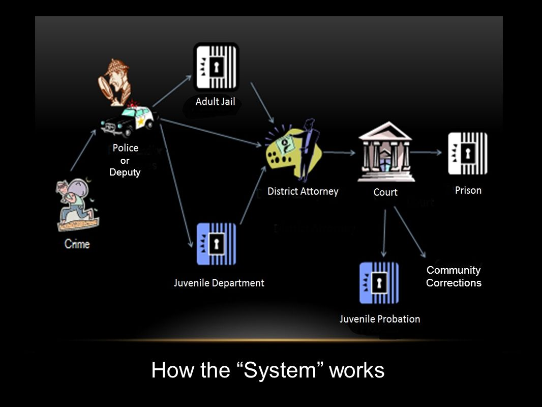 or Deputy Community Corrections How the System works