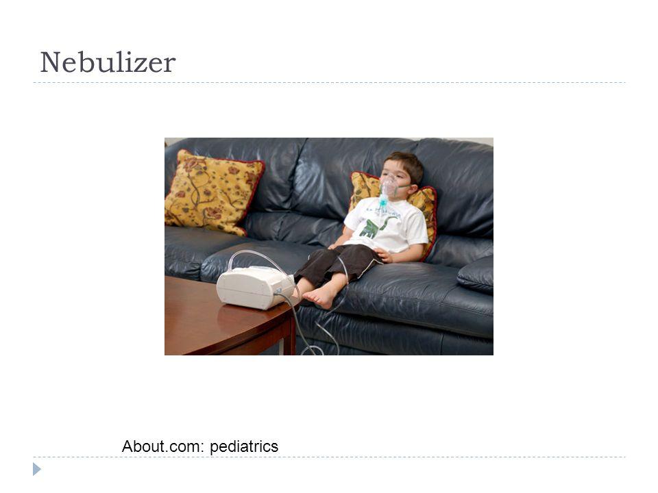 Nebulizer About.com: pediatrics