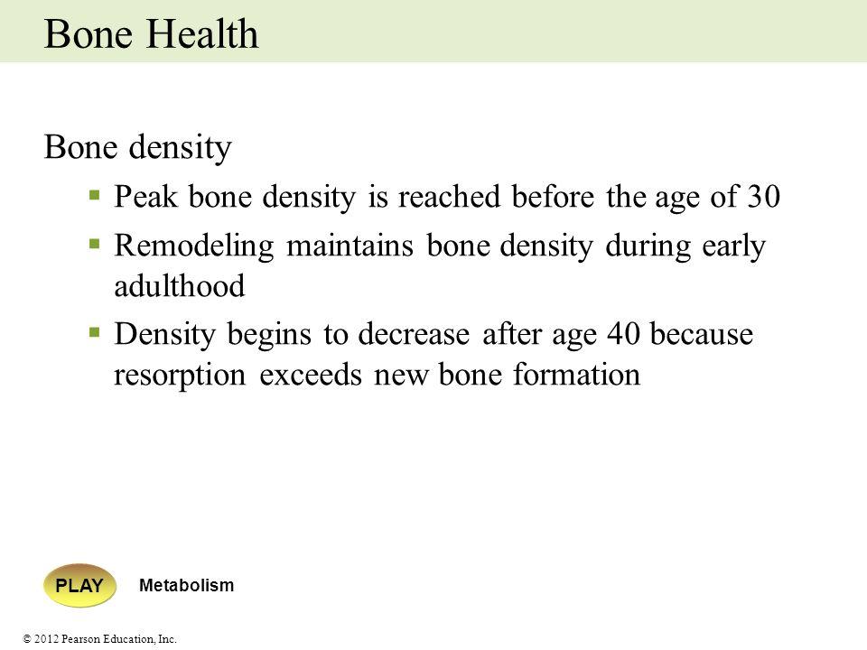 Bone Health Bone density