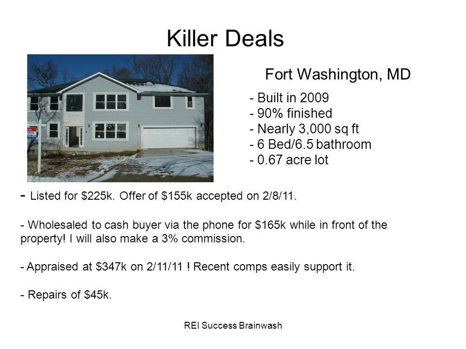 Killer Deals Fort Washington, MD