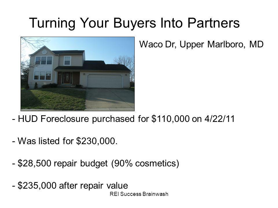 Turning Your Buyers Into Partners