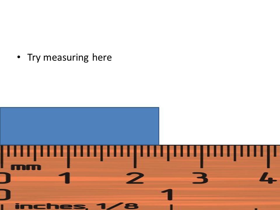 Try measuring here