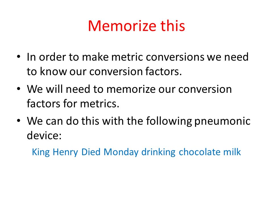 King Henry Died Monday drinking chocolate milk