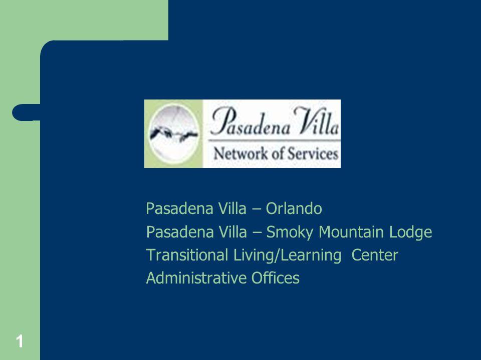 WELCOME! Pasadena Villa – Orlando