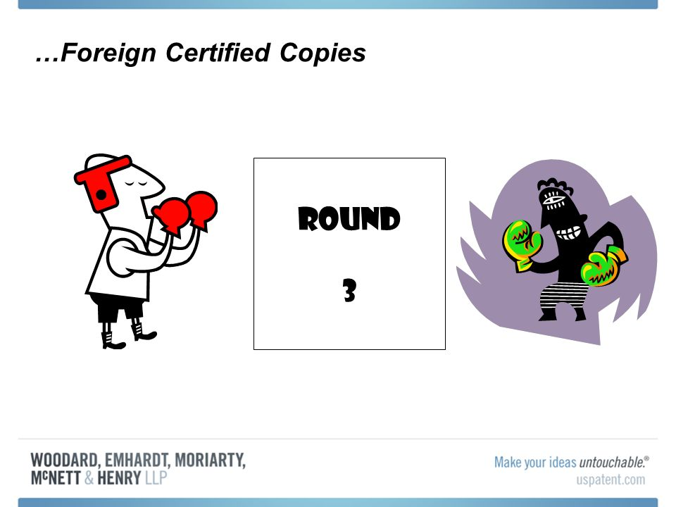 …Foreign Certified Copies