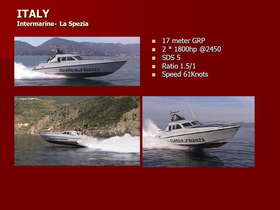 ITALY Intermarine- La Spezia